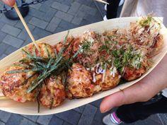 Takoyaki from Osaka