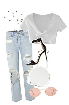 Designer Clothes, Shoes & Bags for Women Stylish Outfits, Cute Outfits, Issa, Jean Outfits, Street Fashion, Sapphire, Designers, Outfit Ideas, Street Style