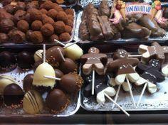 Bontà di cioccolato  ...#fantasiagelati