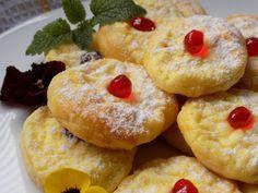 Bleskové koláčky :: Tipy na Výlety a zábava Ciabatta, Ricotta, Doughnut, Sweet Recipes, French Toast, Cheesecake, Muffin, Food And Drink, Treats