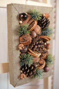 Pine Cone Crafts, Christmas Projects, Holiday Crafts, Christmas Holidays, Christmas Wreaths, Christmas Ornaments, Holiday Decor, Christmas Balls, Diy Christmas Wall Decor