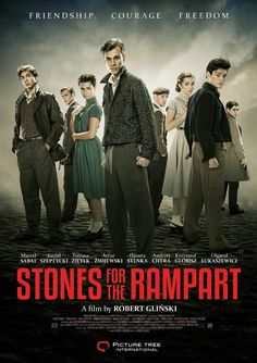 Stones for the Rampart (2014) 12.10.2016