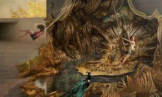 MoMA PS1 YAP 2015 Runner-Up: Phenomena / Studio Benjamin Dillenburger