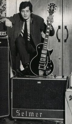 Jimmy Page, 1964