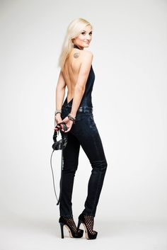 DJ - Kristina Rush Knee Boots, Russia, Dj, Bikinis, Shoes, Fashion, Moda, Zapatos, Shoes Outlet