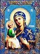 Saint Mary Art by Christian Art