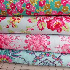 Jennifer Paganelli Lucky Girl   1/2  yard of each fabric shown total of 2 yards