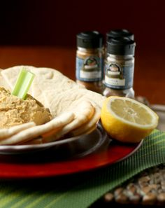 Spicy Indian Hummus