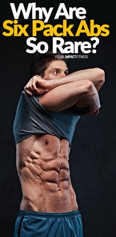 Although you see a lot of people in magazines and movies with great abs, you rarely see a regular guy or girl walking around with a six pack. #abworkout #sixpack #fitnessmotivation #fitnessmodel #fitnessgoals #fitsporation #workoutmotivation