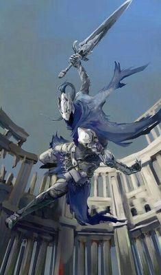 DS Artorias The Abysswalker Dark Souls 3, Art Cg, Dark Souls Artorias, Soul Saga, Praise The Sun, Knight Armor, Fantasy Warrior, Dark Fantasy Art, Video Game Art