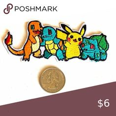 Pokemon Games, Pokemon Go, Sew On Patches, Iron On Patches, Game Cards, Card Games, Pikachu Pokeball, Christmas Holidays