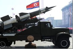 Fuego de artillería cruzado en la frontera entre Corea del Norte y del Sur - http://www.leanoticias.com/2014/10/10/fuego-de-artilleria-cruzado-en-la-frontera-entre-corea-del-norte-y-del-sur/