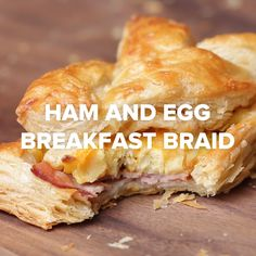 5 Egg Recipes // #eggs #ham #cheese #breakfast #food #recipes #Tasty
