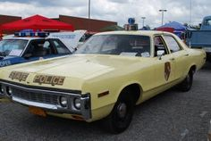 1972 Dodge Polara police-package, 440 4bbl/727 auto/3.25 SureGrip axle & HD cooling/suspension
