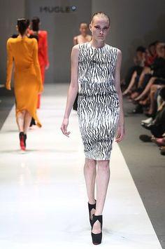 Mugler Opened The Audi Fashion Festival in Singapore Last Night Sans Lady Gaga   StyleCaster