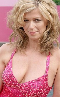 kate garraway [gmtv] - erect nipple visible. | fantastic cleavage