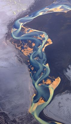 10 of the most stunning shots of earth's landscape captured from space, by Google Earth... // [ Click here to see: http://theendearingdesigner.com/google-earth-aerial-landscapes/ ]