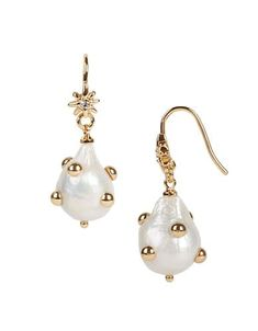Details about  /Natural pink baroque pearl Earring silver Ear Drop Cultured Wedding Women Dangle