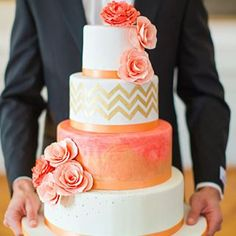 Obrázek z Svatební dort Orange