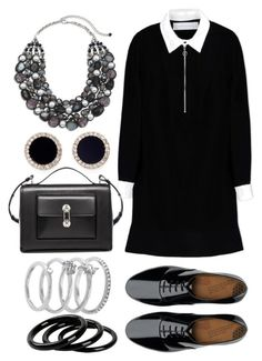 """""""Break the rules"""" by romadonna ❤ liked on Polyvore featuring Kate Spade, Victoria, Victoria Beckham, Balenciaga, FitFlop, Chico's, Vince Camuto and Furla"""