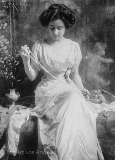 Vintage Photos Women, Vintage Photographs, Vintage Ladies, Vintage Images, Belle Epoque, Fine Art Photo, Photo Art, La Fille Gibson, Photography Women
