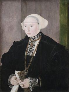 Portrait of Maria Kitscher, Frau von Freyberg, 1545 Hans Mielich (German, 1516-1573) Cleveland Museum of Art