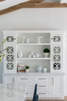 Category: Coastal Homes Built In Buffet, Built In Hutch, Built In Cabinets, Kitchen Buffet Cabinet, Dining Room Buffet, Hutch Cabinet, White Buffet Cabinet, White Hutch, Sideboard Table