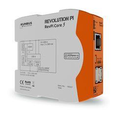 RevPi Core 3 mit Quad-Core Prozessor