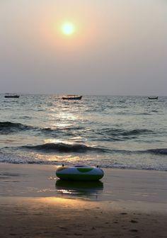 Claungaute Beach, #Goa