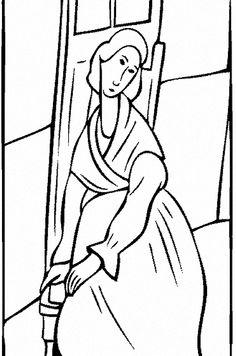 Modigliani _ Jeanne Hebuterne
