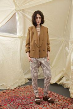 Rachel Comey Resort 2014 Fashion Show