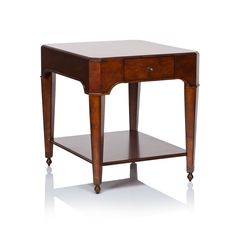 BELAWARE SIDE TABLE WITH DRAWER