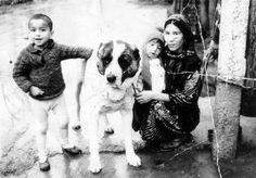 Кара Келле 1980-81-82 Central Asian Shepherd Dog
