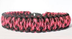 How to make a paracord dog collar What is paracord? There are so many fun paracord projects out there. Right now, our favorite one is this DIY paracord dog collar. It's the ultimate dog collar made with about 40ft of 550 paracord. This paracord dog collar is your best bet if you are