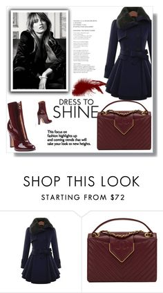 """SHINE!"" by vanessa-fashion123 ❤ liked on Polyvore featuring Chanel and Valentino"