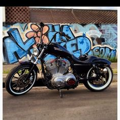 My '08 Harley Sportster