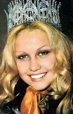 Anneline Kriel | Miss South Africa 1974 by Sun International South Africa, via Flickr