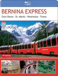 Cross the Alps in Switzerland from north to south in style with the Bernina Express scenic train into northern Italy. Ride over graceful viaducts, through galleries hewn into the sheer rock, through switch-back tunnels, along rushing mountain streams, glaciers and even an alpine garden.