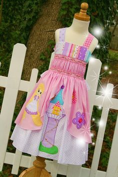 Cute Party Dress for Olivia?