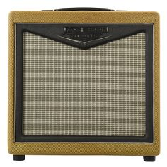 Jackson Ampworks Alnico Gold 1x12 Cabinet Tweed
