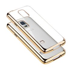 Find More Phone Bags & Cases Information about Ultra Slim Soft TPU Back Cover for Samsung Galaxy S5 S 5 I9600 SV Clear Case Silicon Plating Protective Case Luxury Mobile Phone,High Quality s5 asus,China s5 laptop Suppliers, Cheap tpu band from Geek on Aliexpress.com