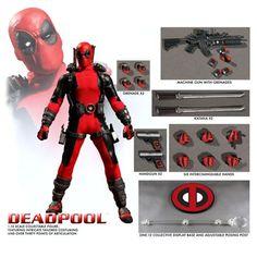 Deadpool One:12 Collective Action Figure - Mezco Toyz - Deadpool - Action Figures at Entertainment Earth