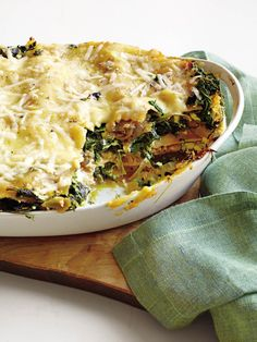 Spinach Lasagna | 7 Quick Dinners To Make This Week