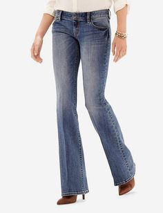 KUT from the Kloth Chrissy Flare Jeans - Tall Denim in 34