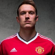 Philip Anthony Jones is an English professional footballer who plays for Premier League club Manchester United and the England national team. Anthony Jones, Phil Jones, England National Team, Manchester United, Premier League, Polo Ralph Lauren, Profile, The Unit, Football