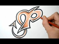 how to draw write freedom in graffitti