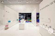 ROCA & dan pearlman: 2013 Showcases the Exhibitor Stand-Triplet | danpearlman