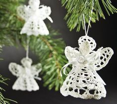 401 Best Crochet Angels Images In 2018 Christmas Ornaments