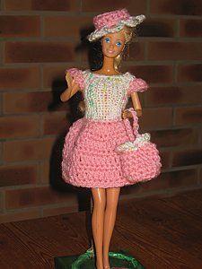 petite-robe-printaniere - tuto crochet