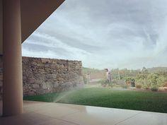 FI house 2 years and a garden  #artspazios #portugal #arquitectosviseu #viseuarchitects #portuguesearchitecture #portuguesearchitects #next_top_architects #modernarchitect #architecture #arquitectura #concrete #architecturestudio #architecturelovers #minimal #contemporary #modernarchitecture #archilovers #archidaily #archdaily #archdaily_portugal #visitportugal #northofportugal #workinprogress #modernfarmhouse #interiorportugal #countryhouse #countryhome #portuguesecountryhouses #casacampo… Modern Architects, Visit Portugal, House 2, Portuguese, Modern Farmhouse, Minimalism, Concrete, Sidewalk, Contemporary